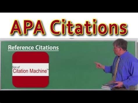 APA Changes 6th Edition Purdue Writing Lab