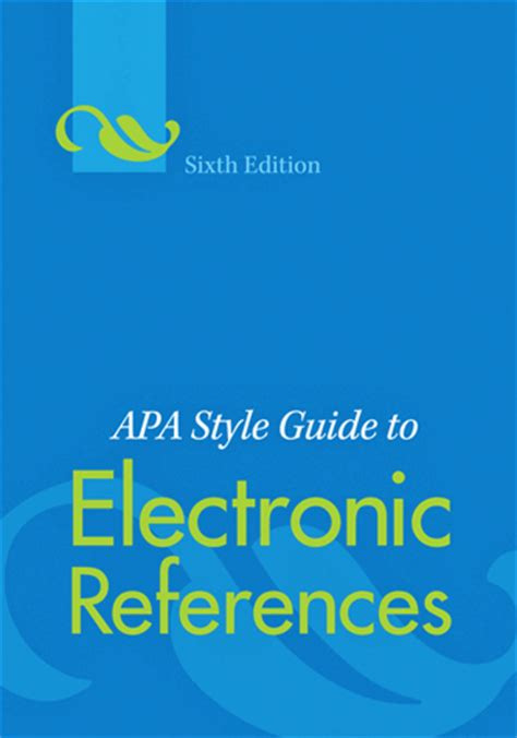 Apa 6th edition dissertation margins